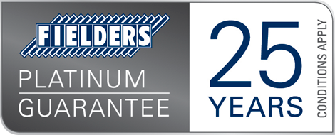 Fielders Platinum Guarantee - 25 Years